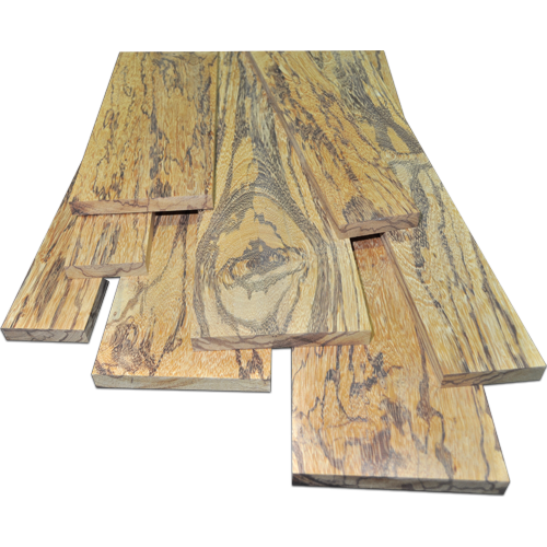 """Wood Craft 3//4/"""" x2/""""x16 Marblewood Thin Stock Lumber Boards 3 Pieces Lot"""